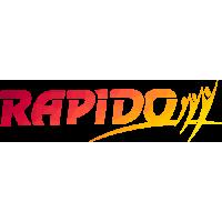Sticker RAPIDO Custom