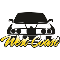 Sticker BMW WEST COAST