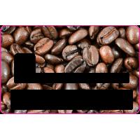 Sticker CB Café - Skin pour Carte Bancaire