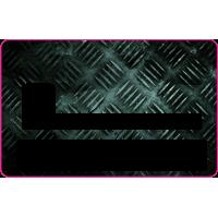 Sticker CB Industriel - Skin pour Carte Bancaire