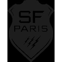 Sticker Rugby Stade Francais SF PARIS 2