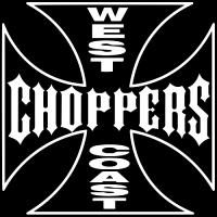 Sticker West Coast Choppers
