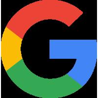 Sticker Google logo 2