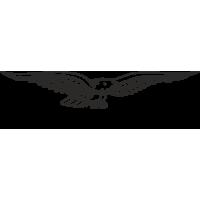 Sticker Moto Guzzi logo 2