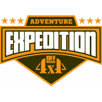 Autocollant 4x4 Offroad Expedition