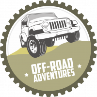 Autocollant 4x4 Off Road Adventures