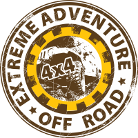 Autocollant 4x4 Off Road Adventures 2