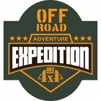 Autocollant 4x4 Off Road Expedition Adventure