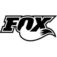 Sticker FOX (4)