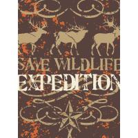 Autocollant Vintage Adventure Expedition