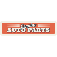 Autocollant Vintage Garage 7