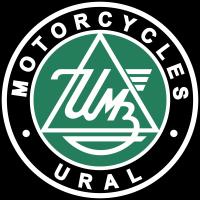 Autocollant Motorcycles Ural 1