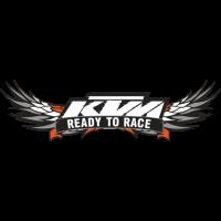 Sticker KTM Ready To Race Ailes