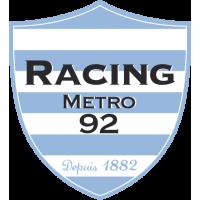 Sticker Rugby Racing 92 Le Club des Hauts-de-Seine 3