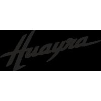 Sticker PAGANI HUAYRA