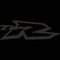 Sticker SUZUKI TLR 1000 logo