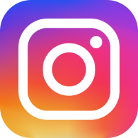 Sticker Instagram logo