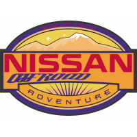 Autocollant Deco 4x4 Nissan