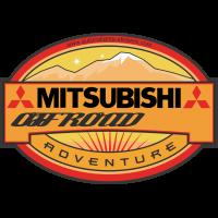 Autocollant Deco 4x4 Mitsubishi