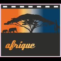 Autocollant 4x4 Africa
