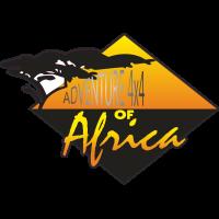 Autocollant 4x4 Africa Adventure