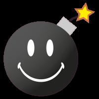 Autocollants smiley 5
