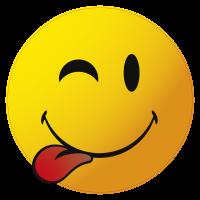 Autocollants smiley 12