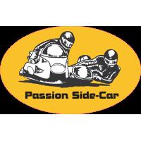 Autocollant Side Car
