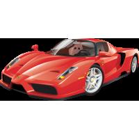 Autocollant Ferrari