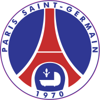 Autocollant PSG Paris Saint Germain 1