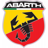 Autocollant Abarth