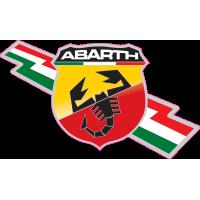 Autocollant Abarth 1