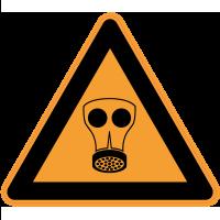 Panneau Danger Produits chimiques