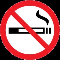 Panneau Interdiction de fumer 3
