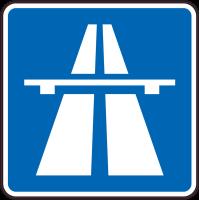 Panneau Indication Autoroute