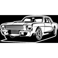 Sticker FORD Car (7)