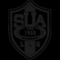 Sticker Rugby SUA Sporting Union Agen Lot-et-Garonne 3