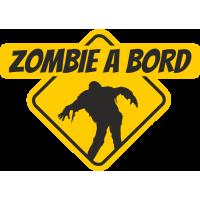 Zombie à bord
