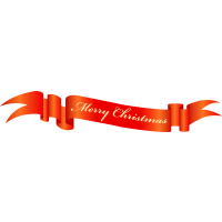 Déco Noel Benderole Merry Christmas