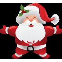 Déco Père Noel