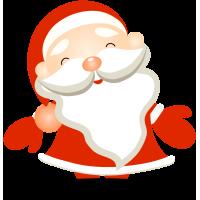 Déco Père Noel 1