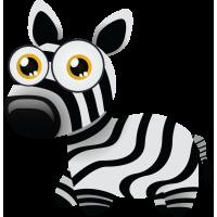 Stickers Zebre Pour Enfants