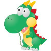 Stickers Dinosaure Pour Enfants