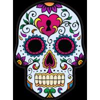 Calavera - Tete De Mort Mexicaine 3