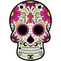 Calavera - Tete De Mort Mexicaine 6
