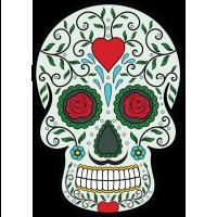 Calavera - Tete De Mort Mexicaine 10