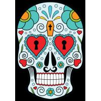 Calavera - Tete De Mort Mexicaine 11