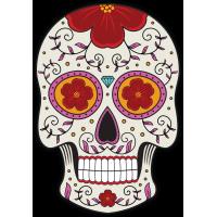 Calavera - Tete De Mort Mexicaine 12