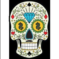 Calavera - Tete De Mort Mexicaine 13