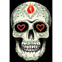 Calavera - Tete De Mort Mexicaine 17